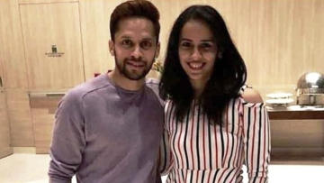 Badminton stars Saina Nehwal and Parupalli Kashyap are getting married in Hyderabad on 16 December.