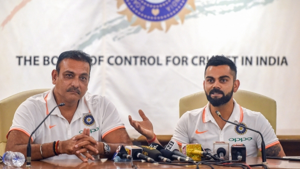 """That's the most bizarre thing I've heard,"" said Virat Kohli when asked whether coach Ravi Shastri says 'yes' to everything the Indian captain asks for."