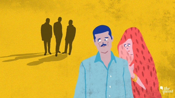 Aafreen, the rape survivor, has warned that it'll be the government's responsibility if something happens to her family.