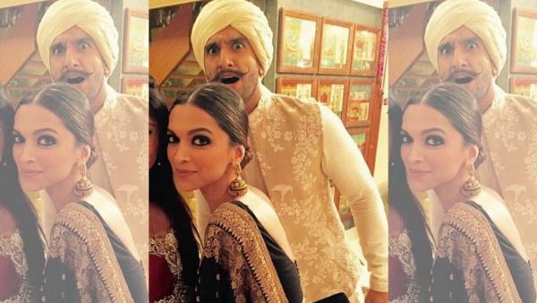 The Ranveer Singh and Deepika Padukone wedding is the talk of the town.