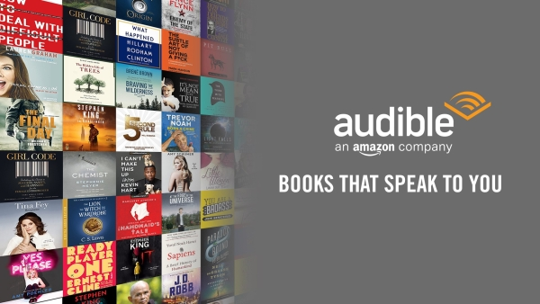 Amazon Audible has been launched in India.