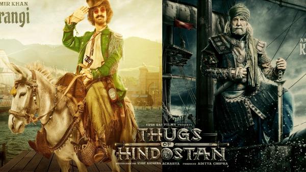 'Thugs of Hindostan' honest take.