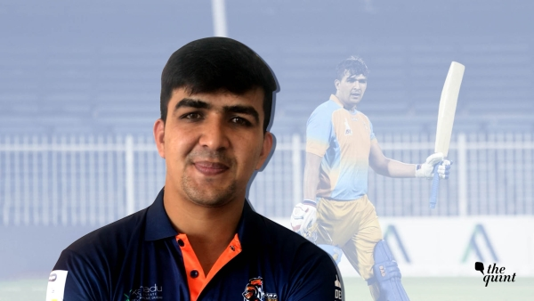 Afghanistan cricketer Hazratullah Zazai is eyeing his maiden IPL contract at the upcoming auction.