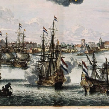 The Dutch at the Malabar coast.