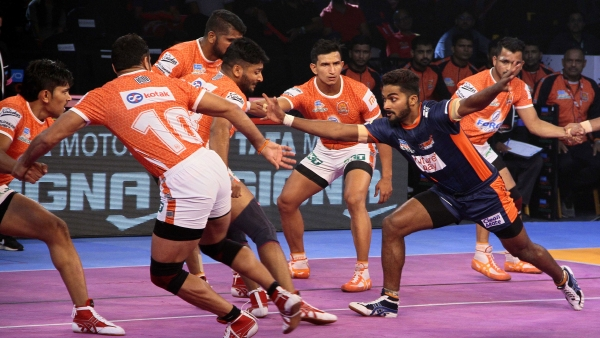 Pro Kabaddi League: Bengal Warriors Beat Puneri Paltan 26-22