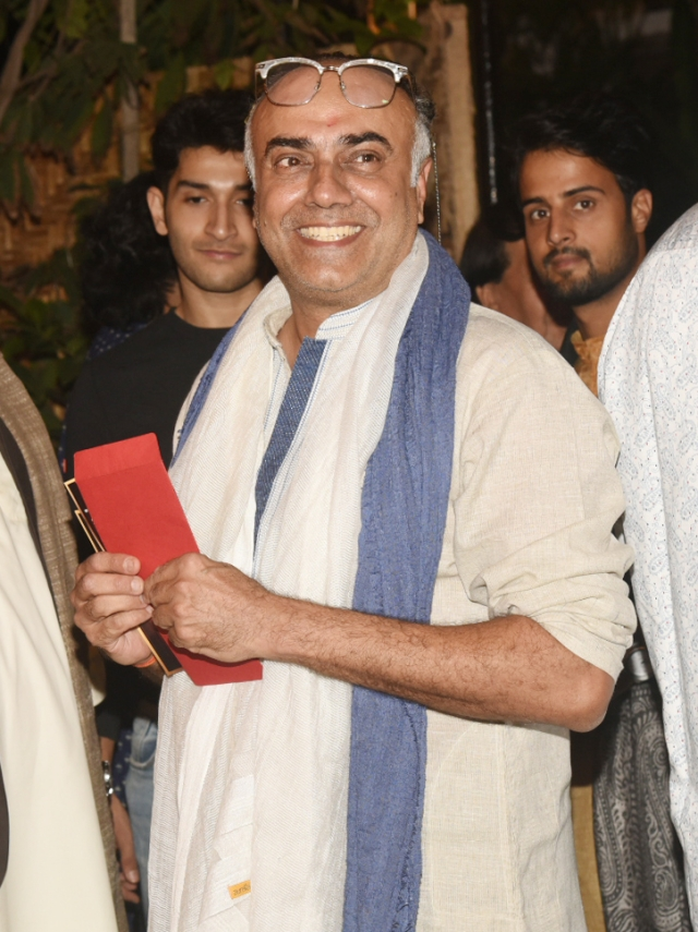 Rajit  Kapur at the venue.