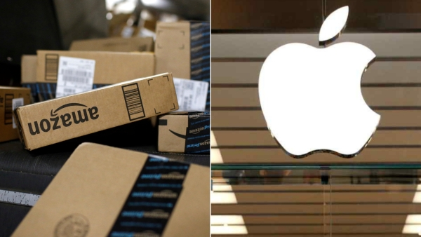 Amazon has signed a deal to sell a wider portfolio of Apple products on its sites worldwide.