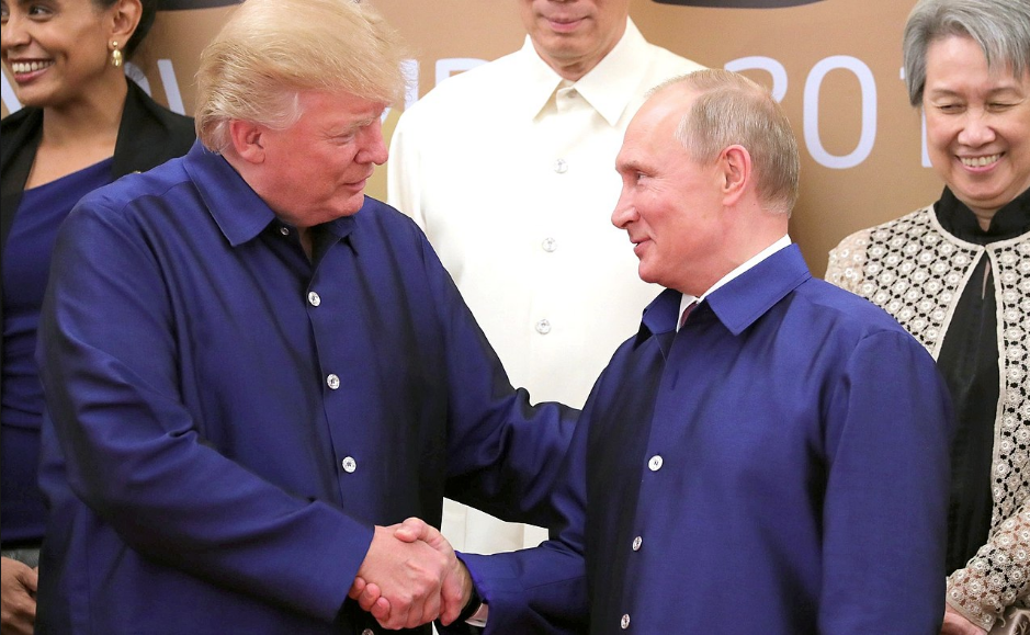 Makes Sense to Get Along With Russia: Trump