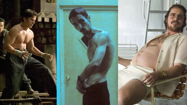 Christian Bale and his physical transformations are a rage on the internet.