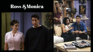 Ross and Monica should be your #SiblingGoals this Bhai Dooj.