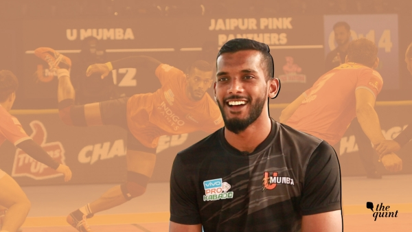 On the opening day of this year's Pro Kabaddi League, Siddharth Desai made his debut after a long wait.