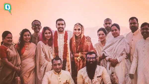 Sorry Paparazzi, You Worked Hard But #DeepVeer's Inner Circle Won