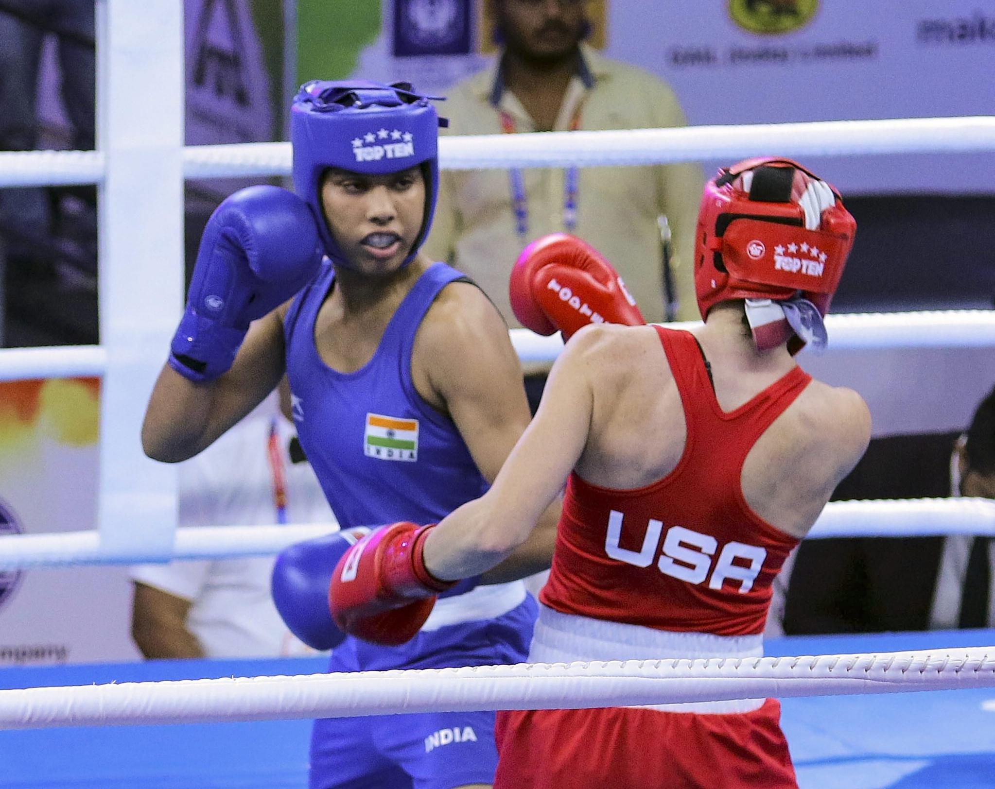 AIBA Boxing C'ship: Sarita Devi dedicates victory to people of Manipur