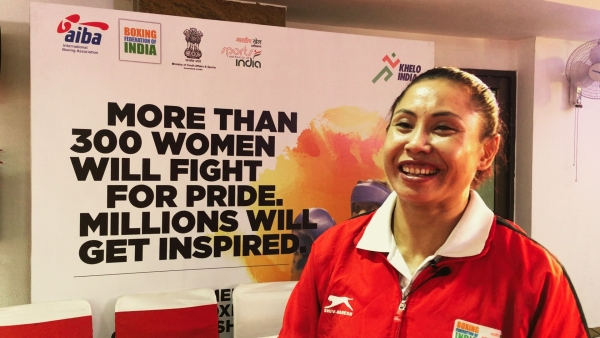 Sarita Devi speaks to <b>The Quint</b>.