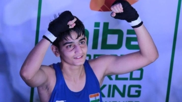 21-year-old Sonia Chahal bags a silver medal on her maiden appearance at the AIBA World Boxing Championships