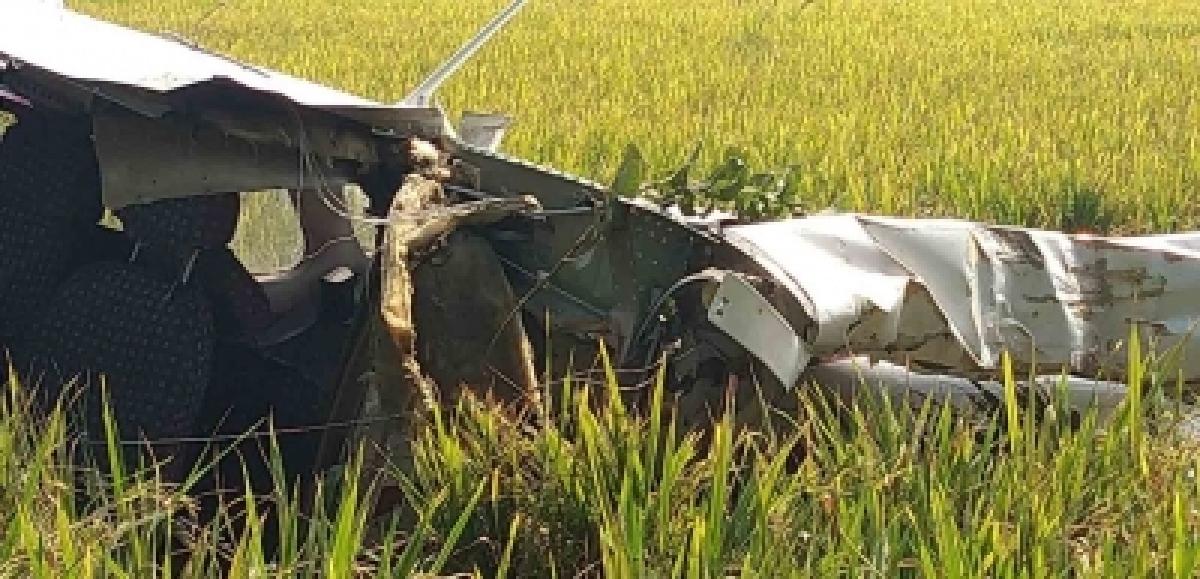 Trainer aircraft crashes near Hyderabad