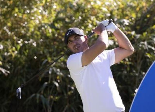 Rose leads World Golf Ranking, Koepka drops to 2nd