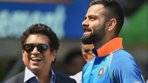 Current Indian cricket captain Virat Kohli was part of Tendulkar's farewell match in Mumbai against West Indies in 2013.
