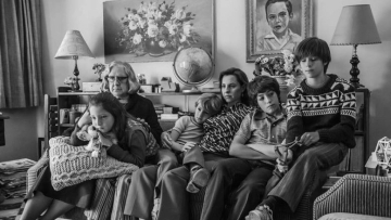 Alfonso Cuaron's 'Roma' has been shot entirely in black and white.