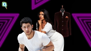 What should Nick Jonas wear for the wedding ?