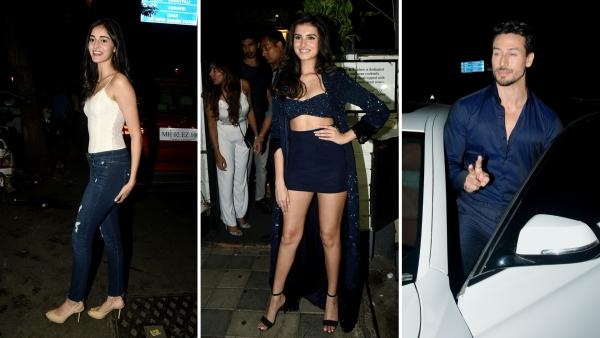Tara Sutaria celebrated her birthday with Ananya Panday and Tiger Shroff.