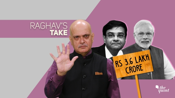 There are just five ways RBI can pay the dividend of Rs 3.6 lakh crore to the Modi government.