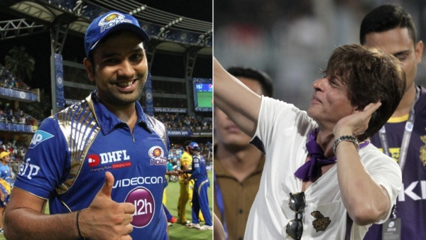 Rohit Sharma and Shah Rukh Khan bonded over 'Baazigar' on Twitter