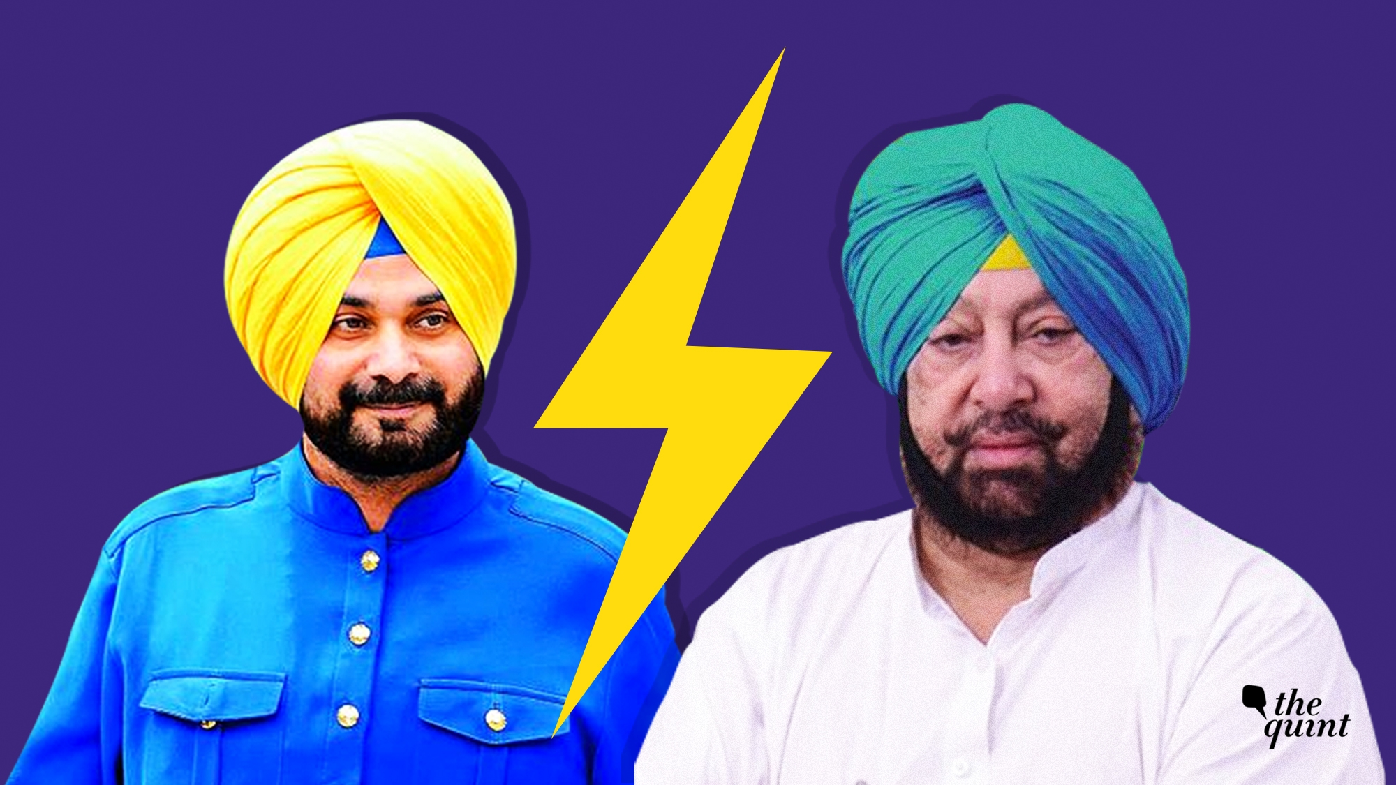 Is Sidhu Vs Captain in Punjab A Time Tested Trick of Gandhis?