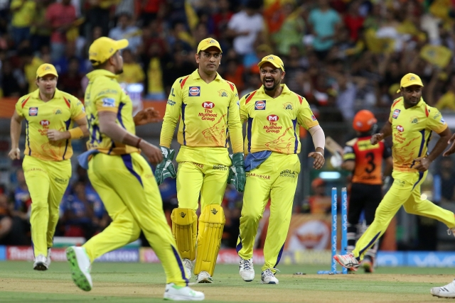 MS Dhoni's Chennai Super Kings released only three players who had collectively played only one match in the 2018 IPL season.