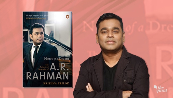 Krishna Trilok's book shows us a Rahman who remains the  humble, devout man you envision him to be, despite the fame