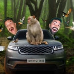 A roadtrip from Delhi to Bharatpur in a Range Rover Velar.