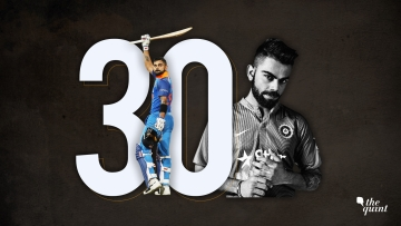 A look at 30 records held by Virat Kohli on his 30th birthday.