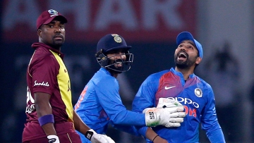 India beat West Indies by 71 runs in the second T20 International.