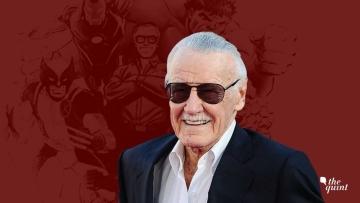 Godspeed, Stan Lee.
