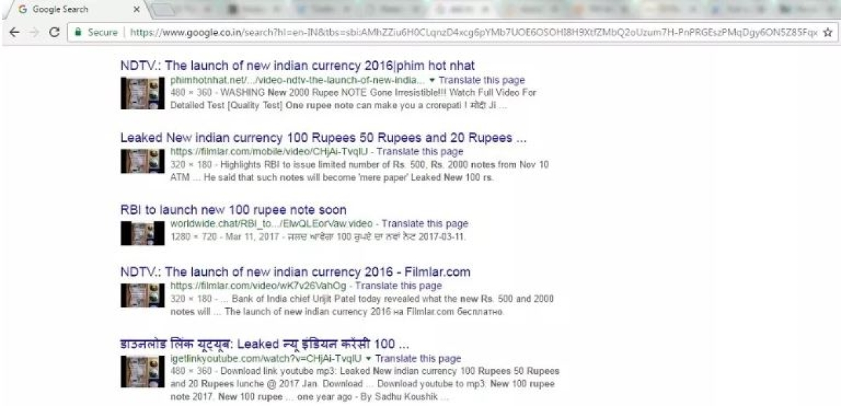 No, RBI Did Not Issue Rs 20, Rs 150, Rs 100 and Rs 1,000 Coins