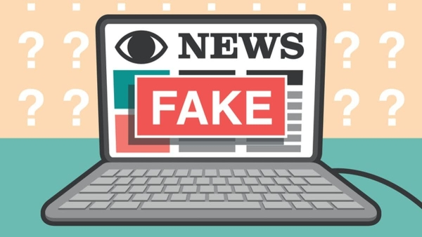 Fake news, the three executives said, were not in the interest of their business.