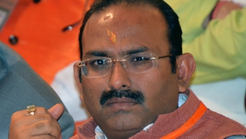 BJP confirmed the removal of Sanjay Kumar from the post of the state party general secretary (organisation).