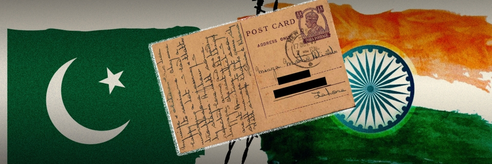 India-Pakistan Partition Stories: How a Postcard Brought