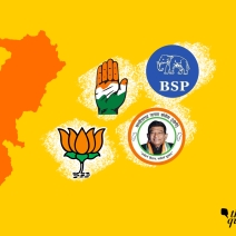 Mayawati and Ajit Jogi are expected to play kingmakers in Chhattisgarh in the 2018 Assembly elections.