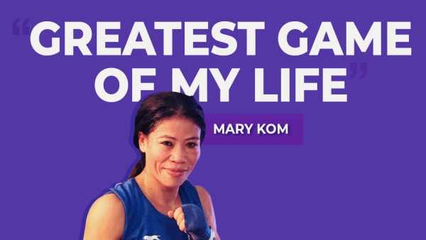 Mary Kom speaks to <b>The Quint</b> about the greatest game of her life.