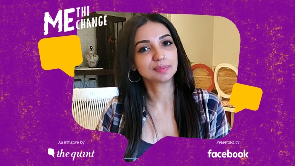 "Author and screenwriter Kanika Dhillon speaks on The Quint's ""Me, the Change"" campaign."