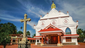 The Syro Malabar Catholic Church.