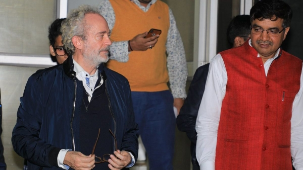 Christian Michel, the alleged middleman wanted in India in connection with the AgustaWestland VVIP chopper scam.
