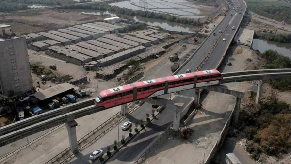 The MMRDA has terminated its monorail contract with L&T-Scomi JV.