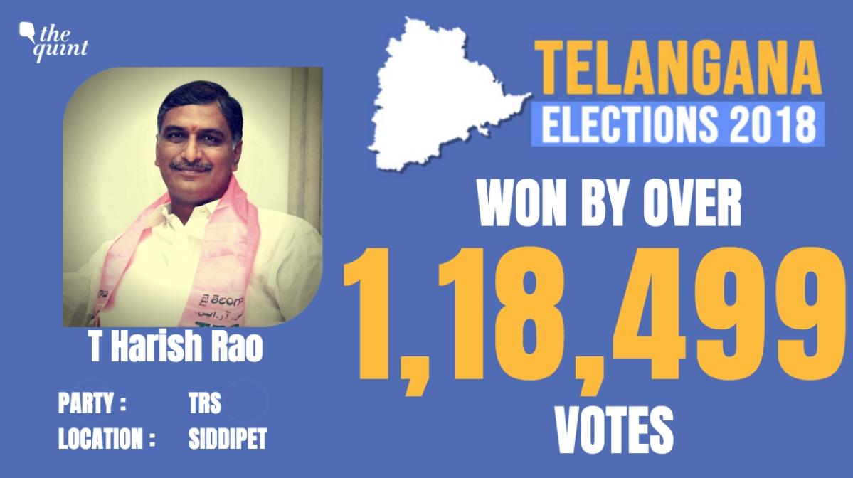 Telangana Elections 2018 LIVE: K Chandrasekhar Rao Takes Oath As