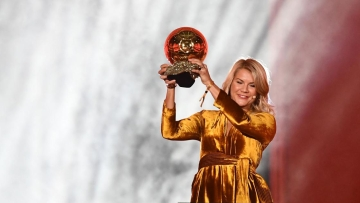 Ballon d'Or: DJ Martin Solveig sorry for Ada Hegerberg 'twerk' question