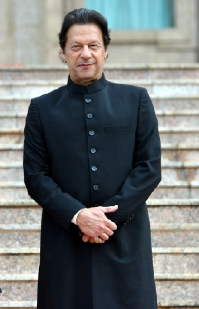 Imran Khan. (File Photo: IANS)