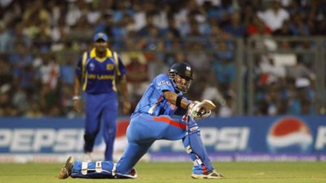 Gautam Gambhir's watchful innings of 97 comprised 9 fours.