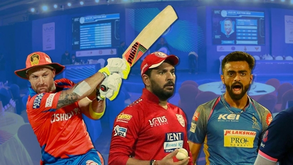 Latest updates from the auction for the 2019 Indian Premier League.