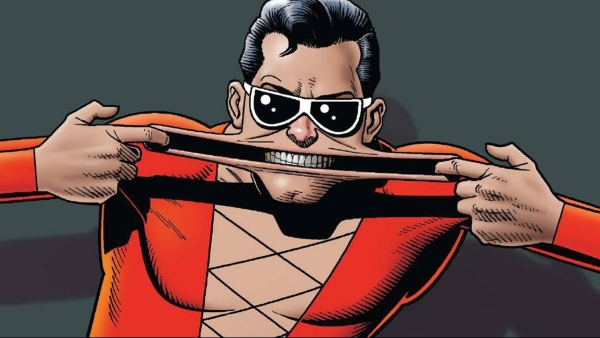 Plastic Man in the works!